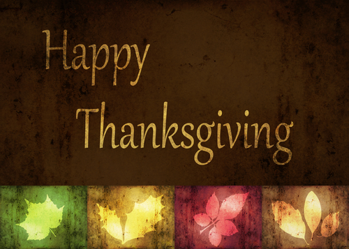 Happy Thanksgiving From Home Life Concierge